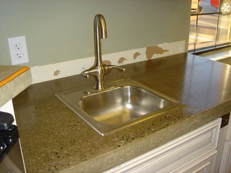 Polished Concrete Countertops  Decorative Concrete of Virginia (VA)