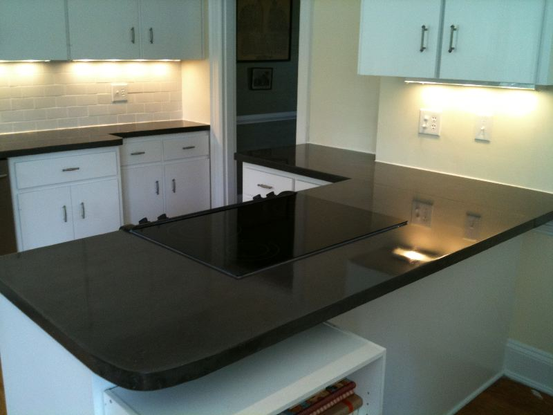 Polished Concrete Countertops : Polished concrete countertops decorative of