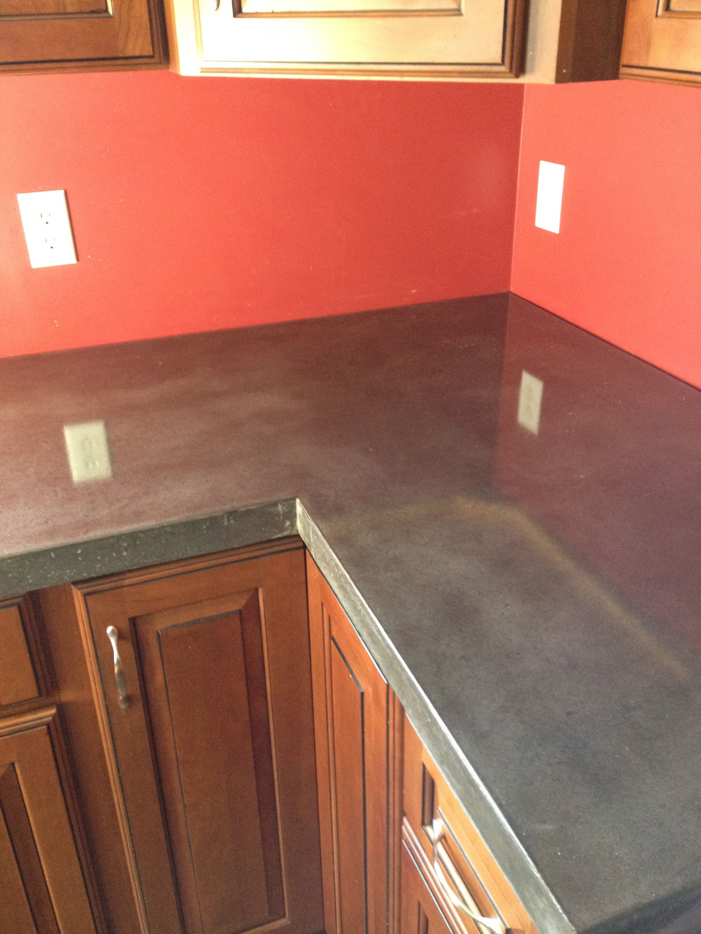 Polished Concrete Countertops | Decorative Concrete of Virginia (VA)