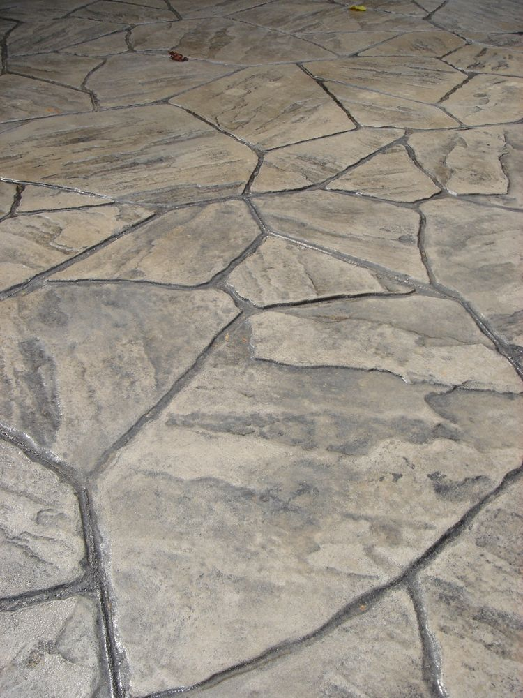 Images Of Stamped Concrete Patios: Stamped Concrete Lynchburg, Virginia
