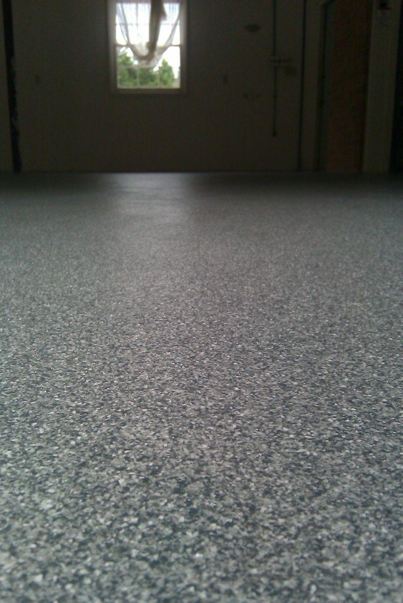 Vinyl Chip Epoxy Floor Epoxy Garage Floor Epoxy Coating