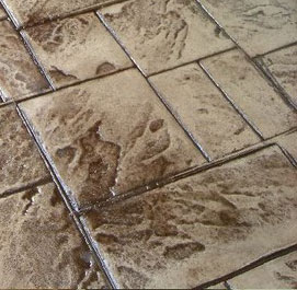 Stamped Concrete - Decorative Concrete of Virginia