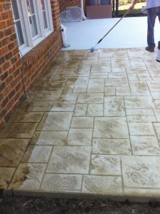 Stamped Concrete :: How We Do It | Decorative Concrete of Virginia ...