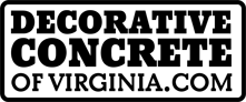 Decorative Concrete of Virginia, Stained Concrete, Stamped Concrete, Concrete Restoration, Epoxy, Concrete Overlay, Polished Concrete