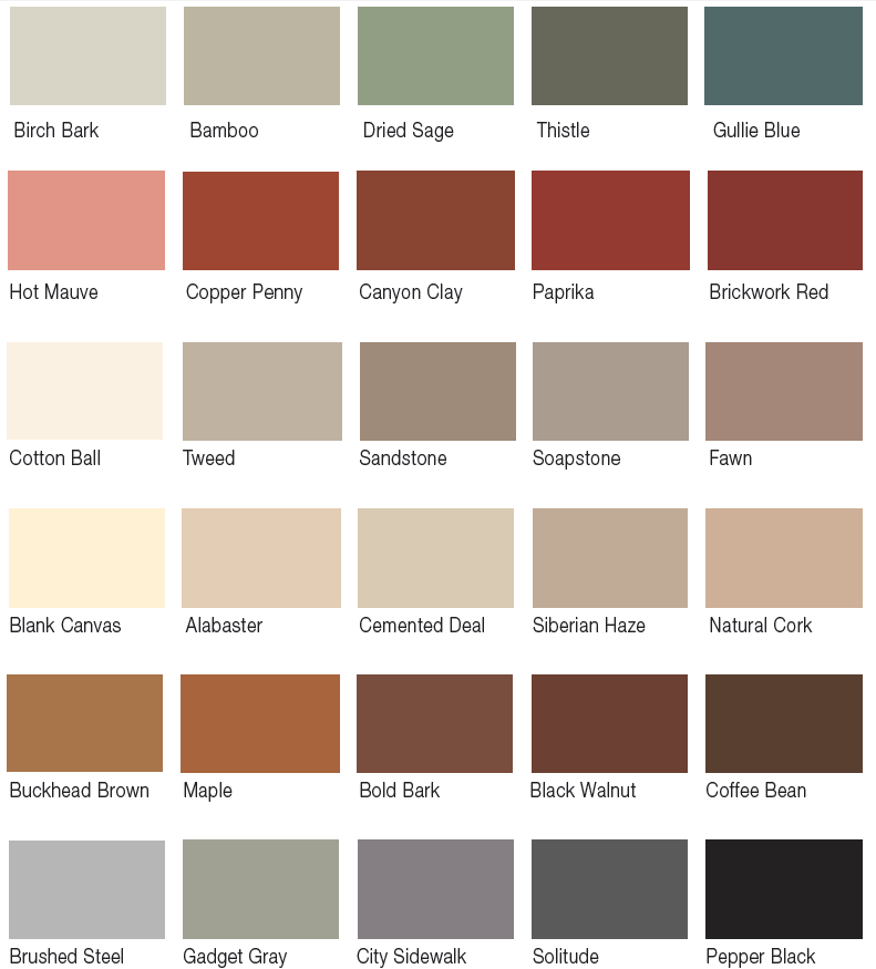 Old Paint Colors