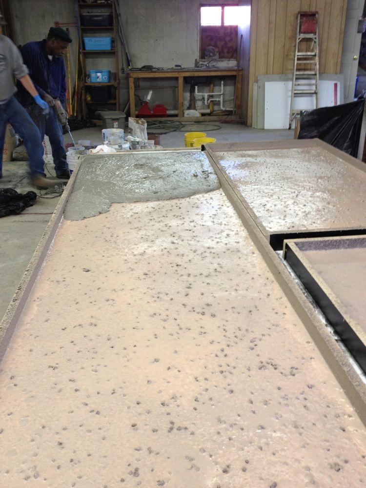 Concrete Countertops How We Do It Decorative Concrete