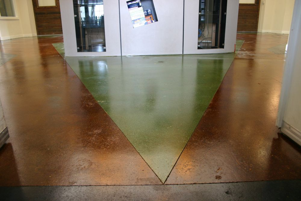 Stained Concrete Virginia