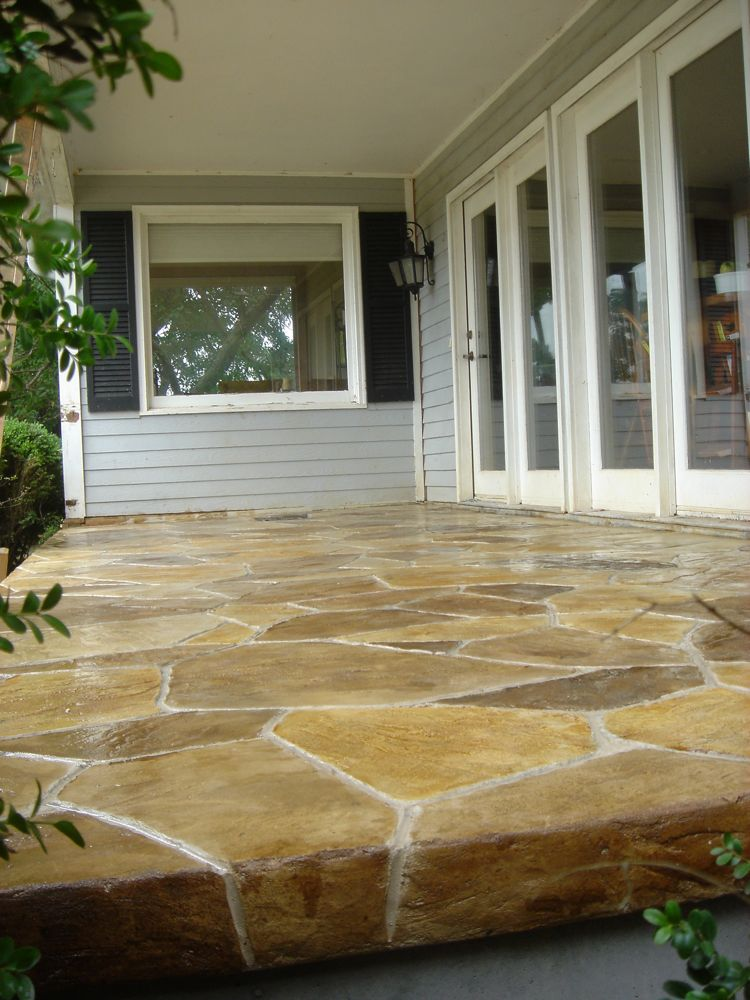 Stamped Concrete Colors Amp Patterns Decorative